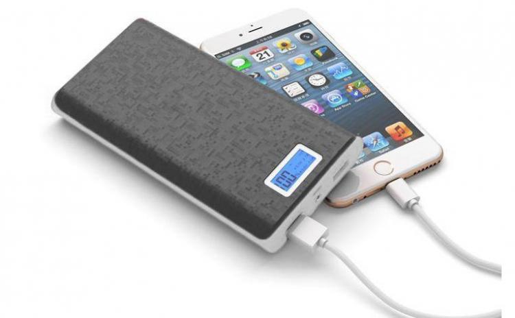 Baterie Externa Power Bank 28000 mah Baterie Urgenta Cu 2 USB Pentru Telefoane