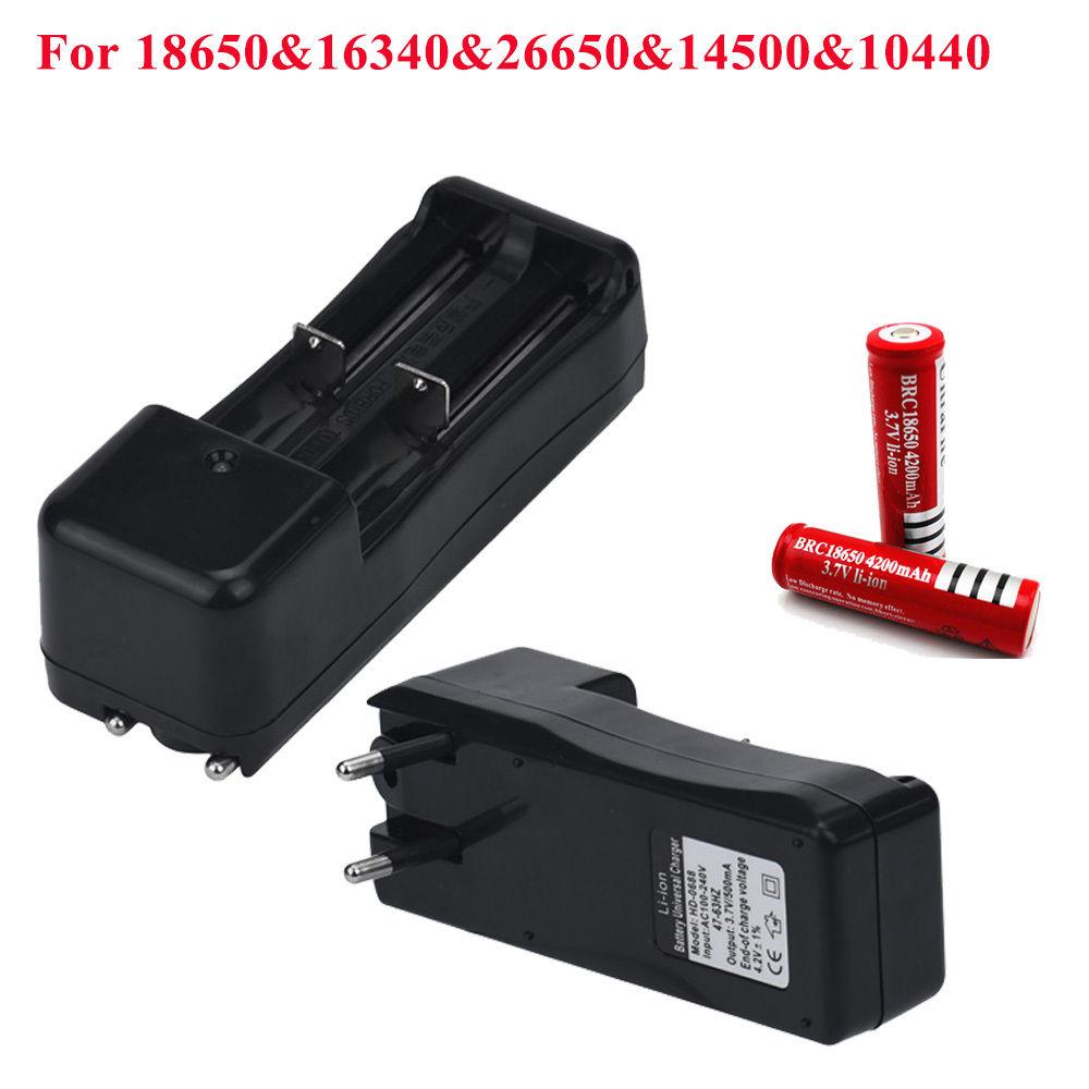 Incarcator DUAL pt acumulator , baterie reincarcabila 3.7V 600mA Li-ion UltraFir