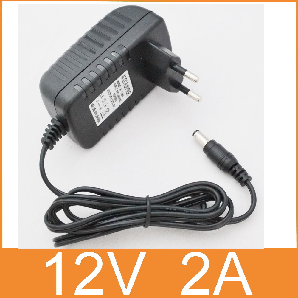 Transformator Alimentator Incarcator Curent Priza AC 100-240V DC 12V 2A