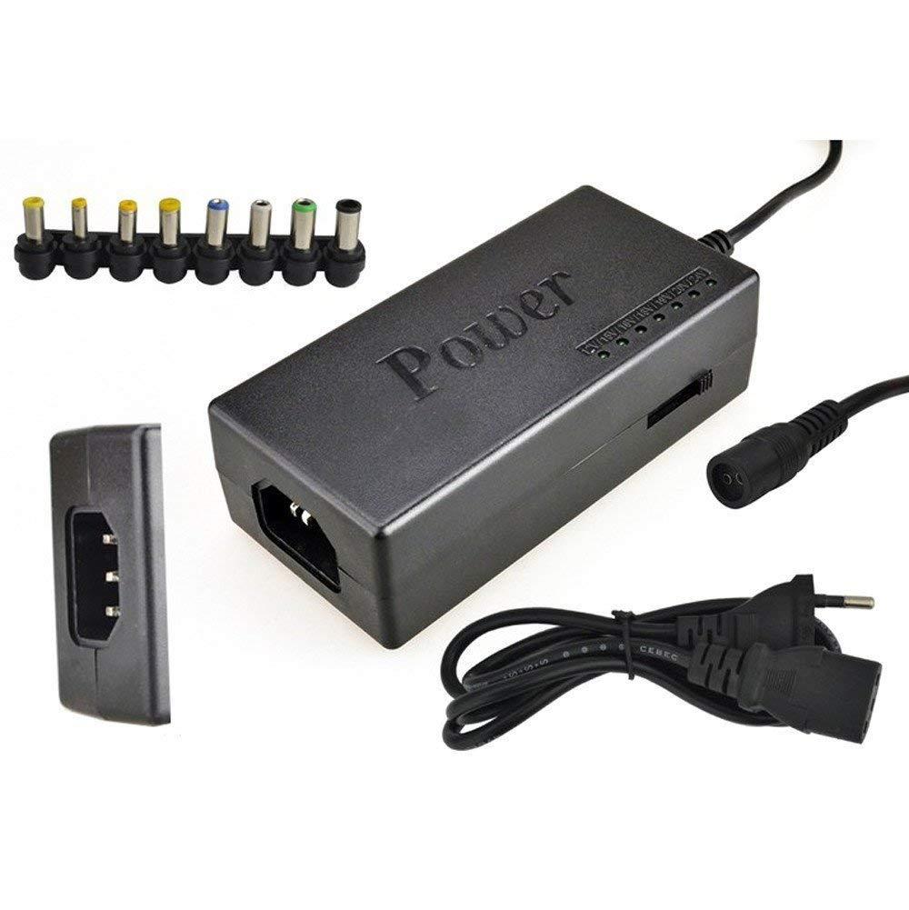 Incarcator universal laptop priza 120W, 8 conectori