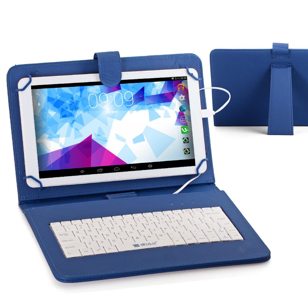 Husa Tableta 9.7 Inch Cu Tastatura Micro Usb Model X