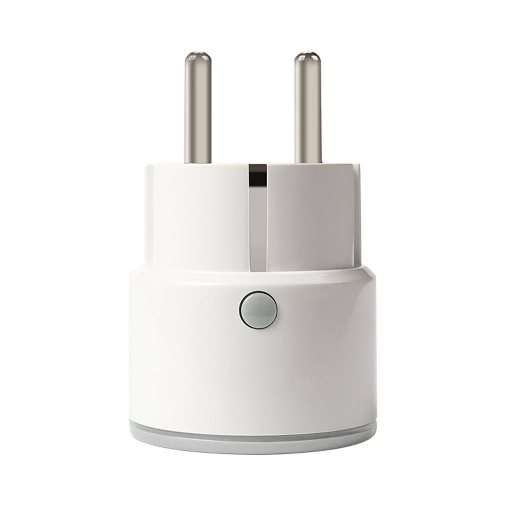 Priza inteligenta programabila MRG L-241, Wireless, Aplicatie telefon, Smart Plug C241