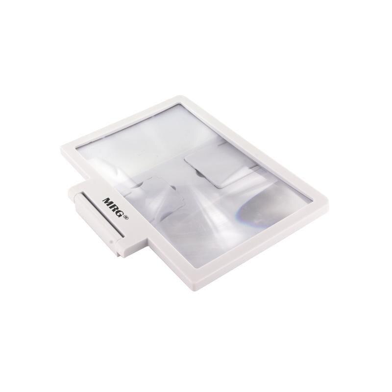Amplificator imagine telefon MRG L-F1, Lupa, Pliabil, Alb