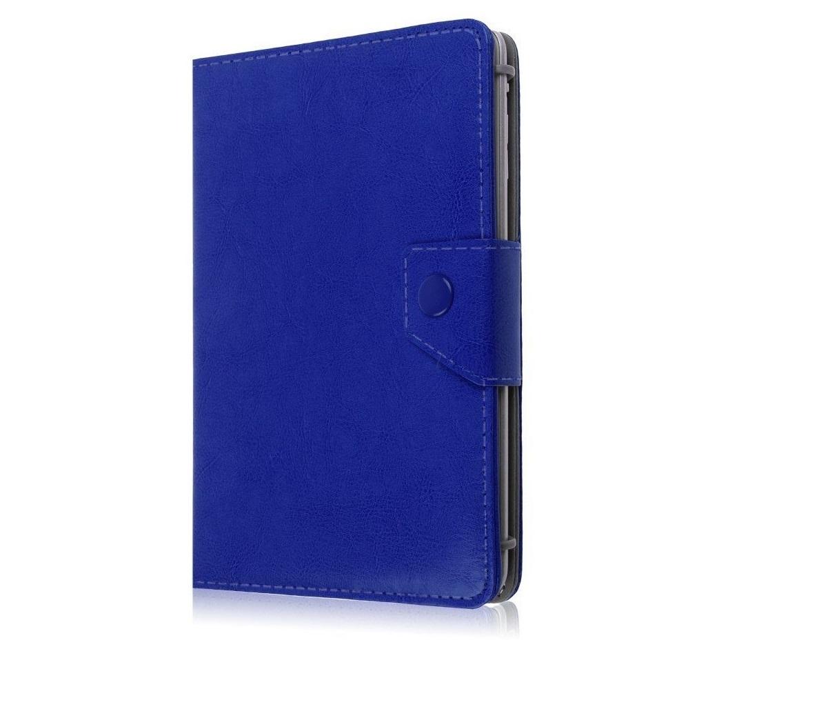 Husa tableta model X MRG L-346, 8 inch, Albastru