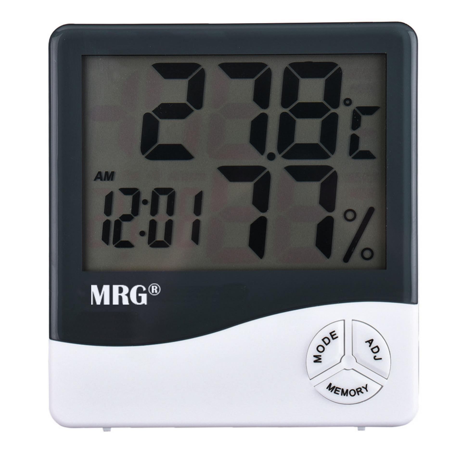 Ceas de umiditate MRG P-HTC-1, Termometru, Higrometru, Digital