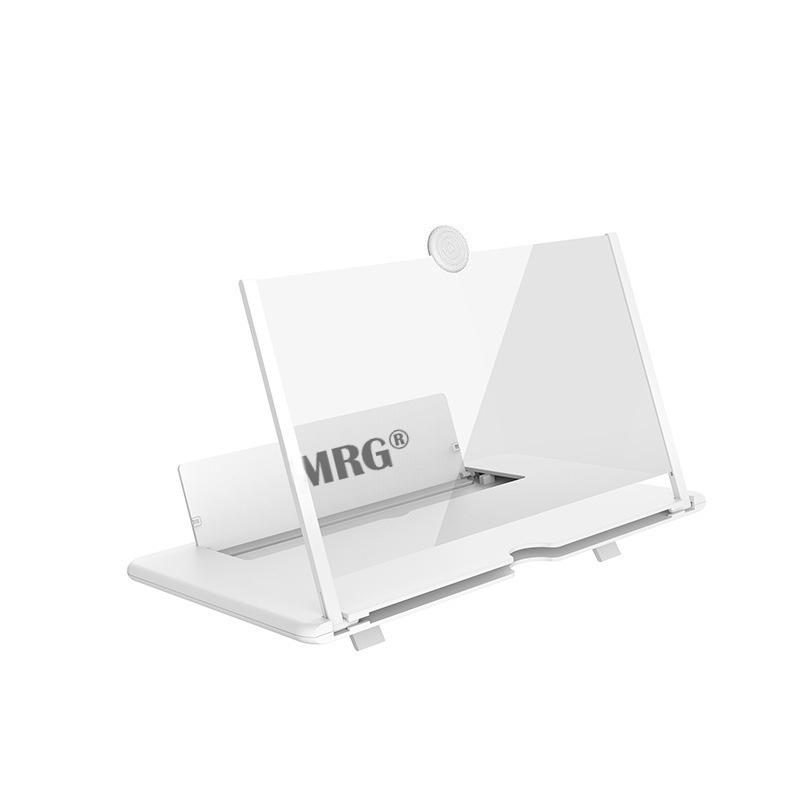Lupa Telefon MRG M-506, 10 inch, Pliabil, Alb