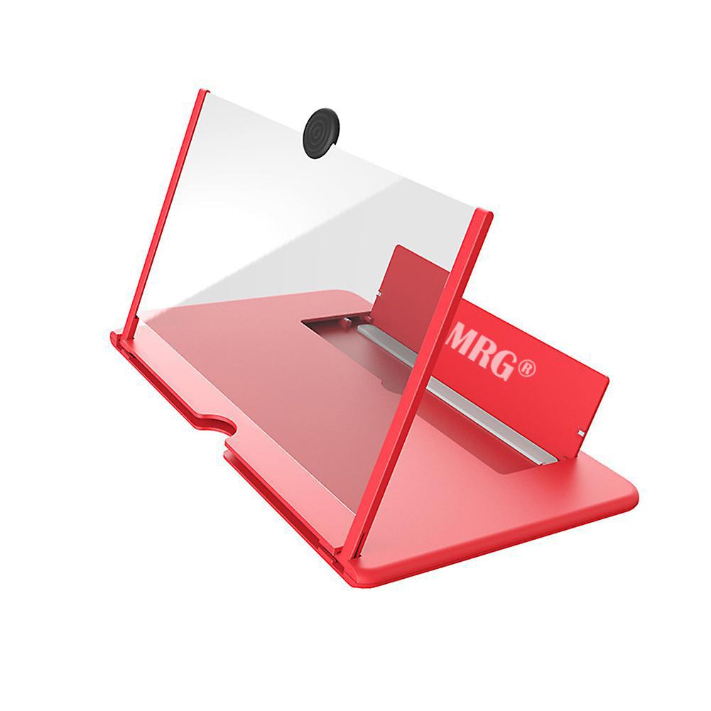 Lupa Telefon MRG M-506, 10 inch, Pliabil, Rosu