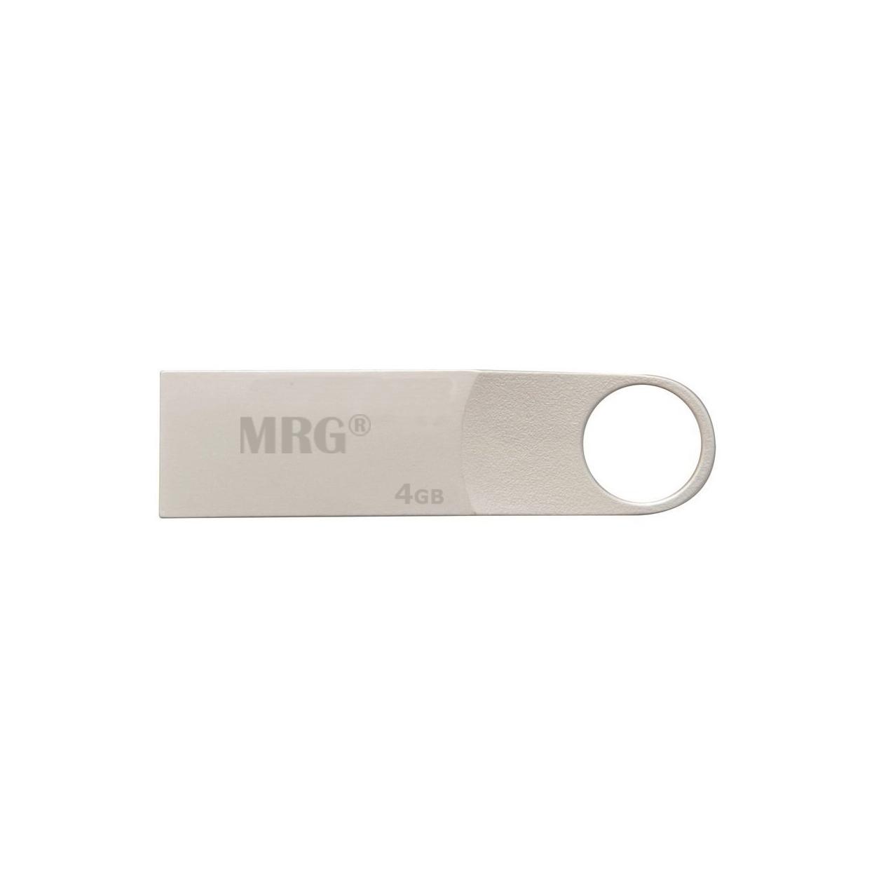 Memorie USB MRG M-SE9, USB 2.0, 4 GB, Gri