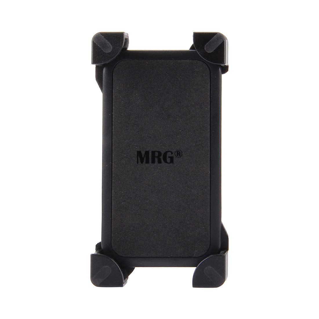 Suport Telefon MRG L-CH01, Pentru bicicleta, Ajustabil, Negru