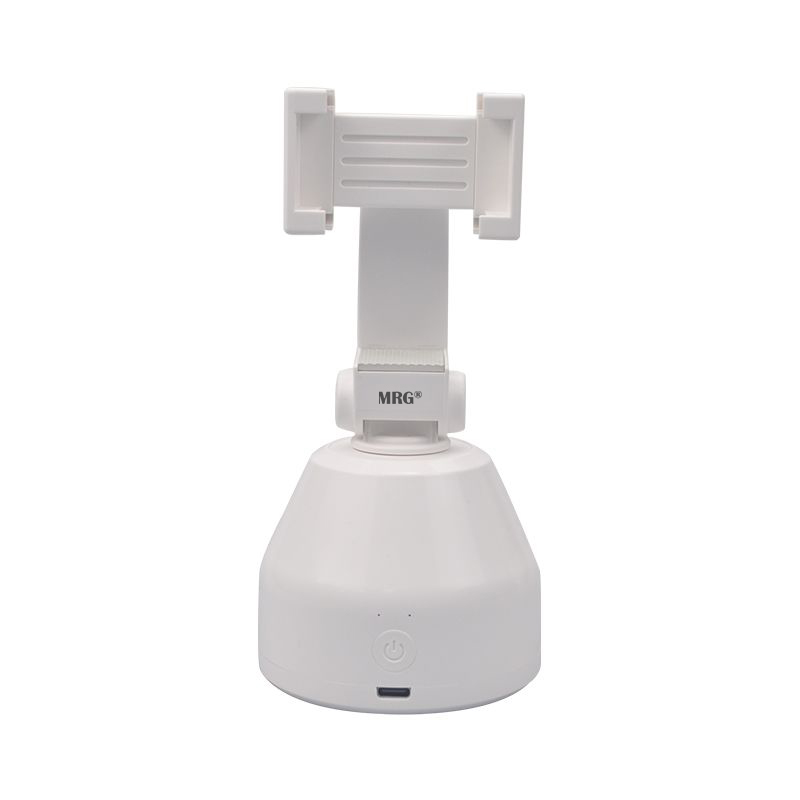 Robot cameraman MRG M554, Bluetooth, Reincarcabil, Alb
