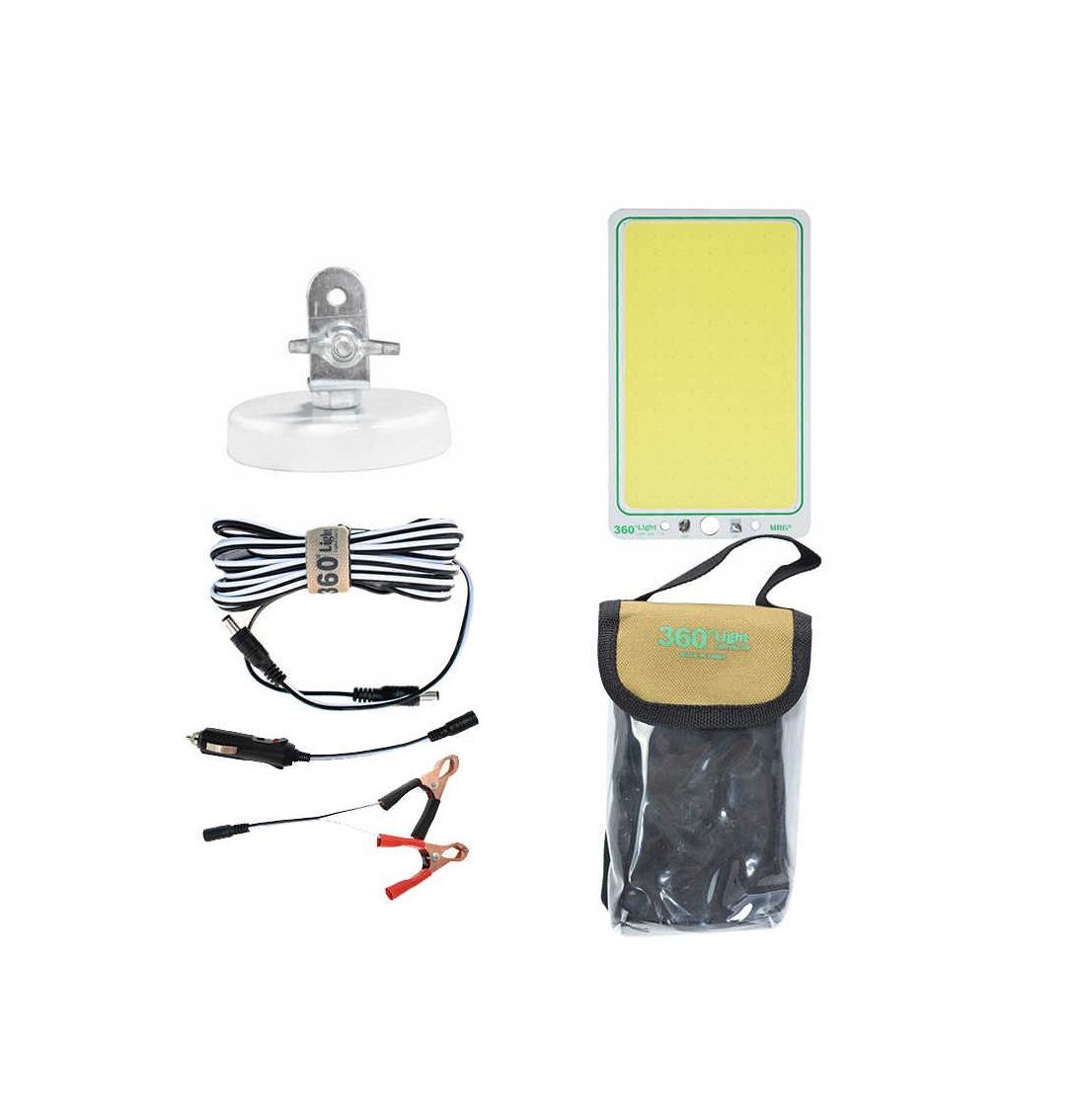 Lampa auto MRG M360L, 12V, 144 LED-uri, COB