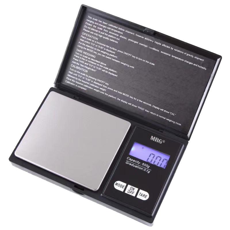 Cantar Electronic Bijuterii M579 500g