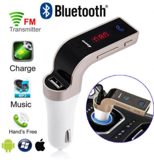 Modulator FM Auto Bluetooth CarG7